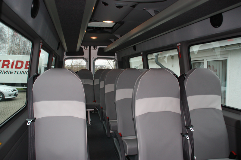 minibusrentcom 14 sitzer 17 sitzer oder 20 sitzer minibus autos weblog. Black Bedroom Furniture Sets. Home Design Ideas